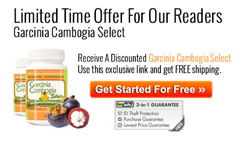 Garcinia Cambogia Select - Dr Oz Recommended!